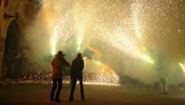 Els Diables de Valls reclamen «menys castells i més fira»