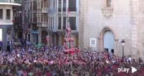 Vés a: Valls i Algemesí cooperaran en matèria castellera