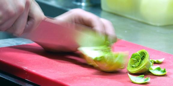 L'Encarxofa't de Cambrils ja té a punt l'esmorzar popular