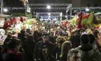 Vés a: La Fira de Santa Llúcia de Barcelona, tancada pel vent