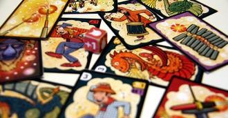 «Guspira», el joc dels correfocs