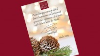 Vés a: «Qui va inventar la postal de Nadal?», la felicitació més original