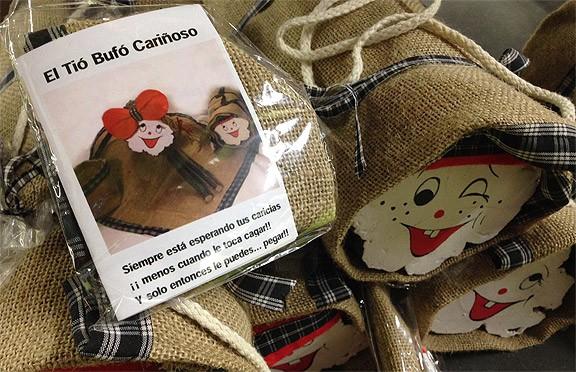 L'últim despropòsit del Nadal: «El Tió Bufó Cariñoso»