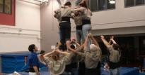 Els Castellers de la Vila de Gràcia actuaran a Montréal al juliol