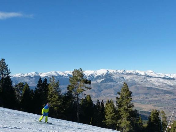 Estació d'esqui de la Masella