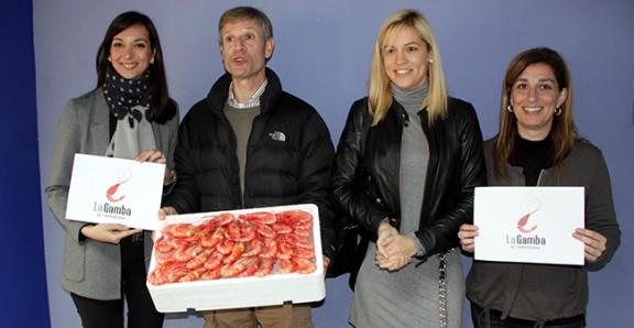 S'estrena la marca «Gamba Tarragona»