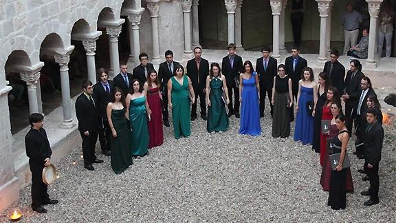 S'inicien les proves per triar els cantaires del tercer Cor Jove Nacional