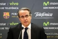 Vés a: El Barça i Telefónica ja caminen plegats