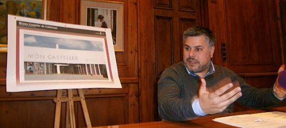 Les obres del Museu Casteller s'eleven a gairebé quatre milions