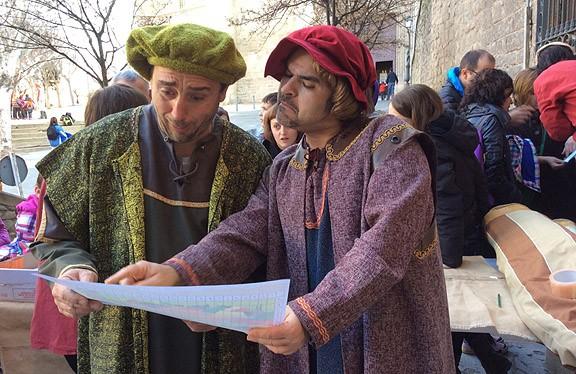 Dissabte es revoltaran els gremis a Manresa