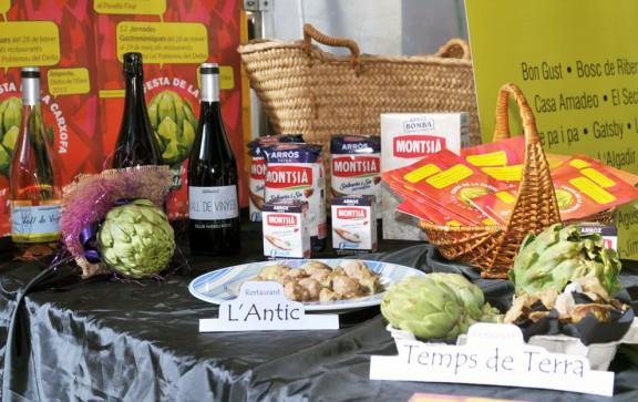 Amposta preveu repartir dissabte 14.000 racions a la Festa de la Carxofa