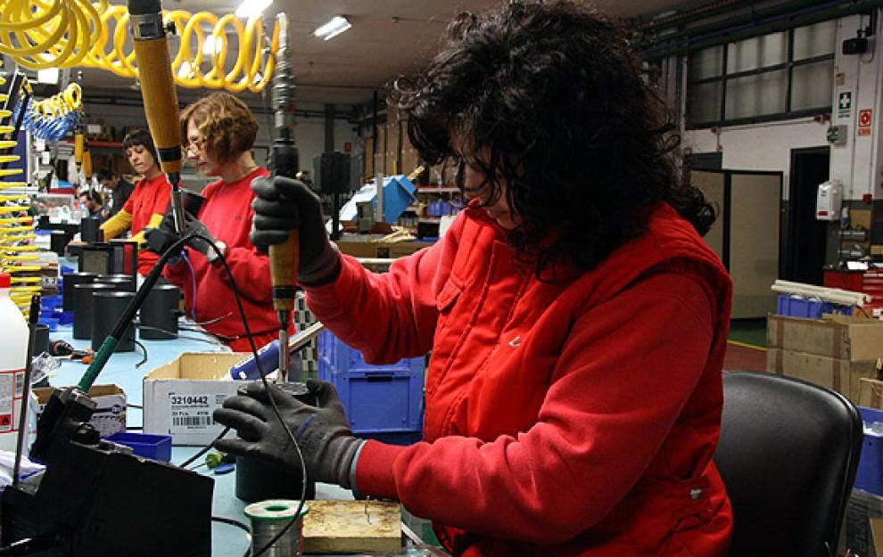 Una treballada en la cadena de muntatge de LAMP.