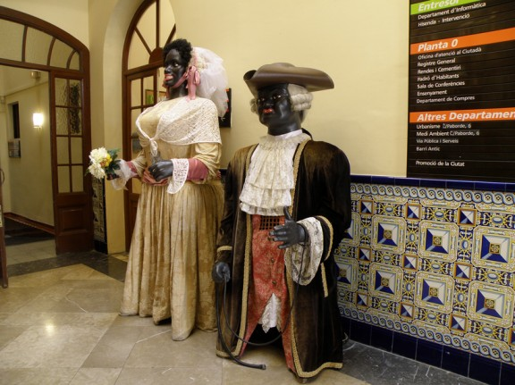 Els gegantons de Valls estrenaran vestuari per Sant Joan