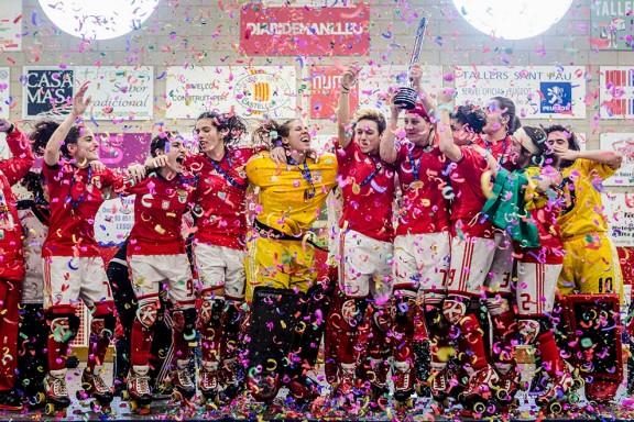 Copa d'Europa d'hoquei femení