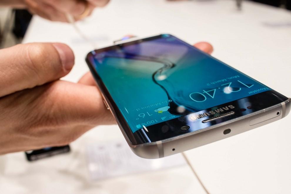 Un mòbil Samsung