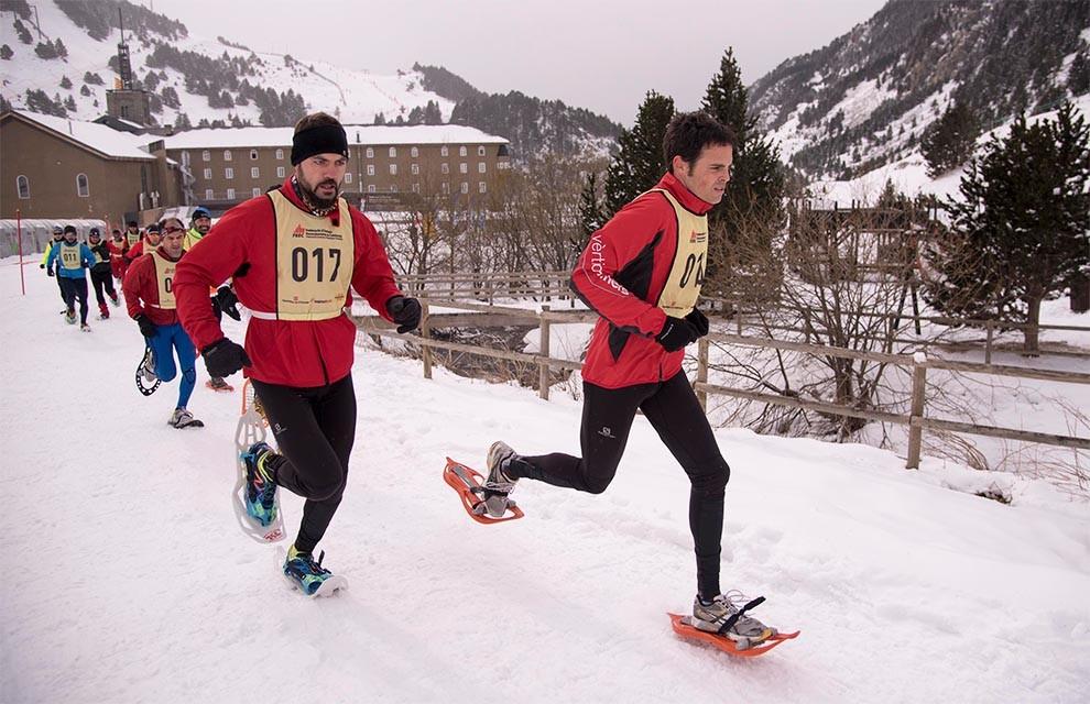 La cursa també serà vàlida per al campionat de Catalunya de raquetes de neu.