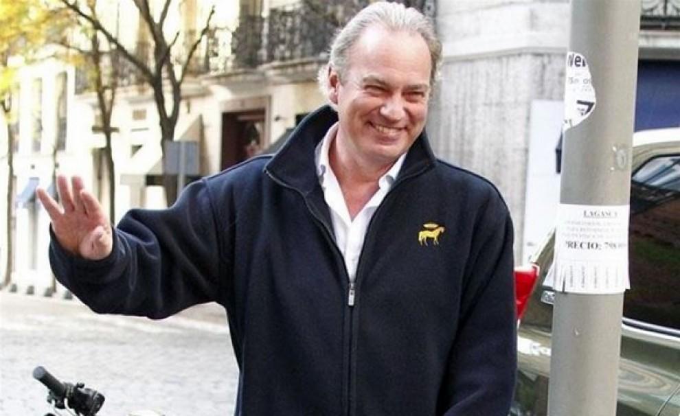 Bertín Osborne en una imatge d'arxiu.