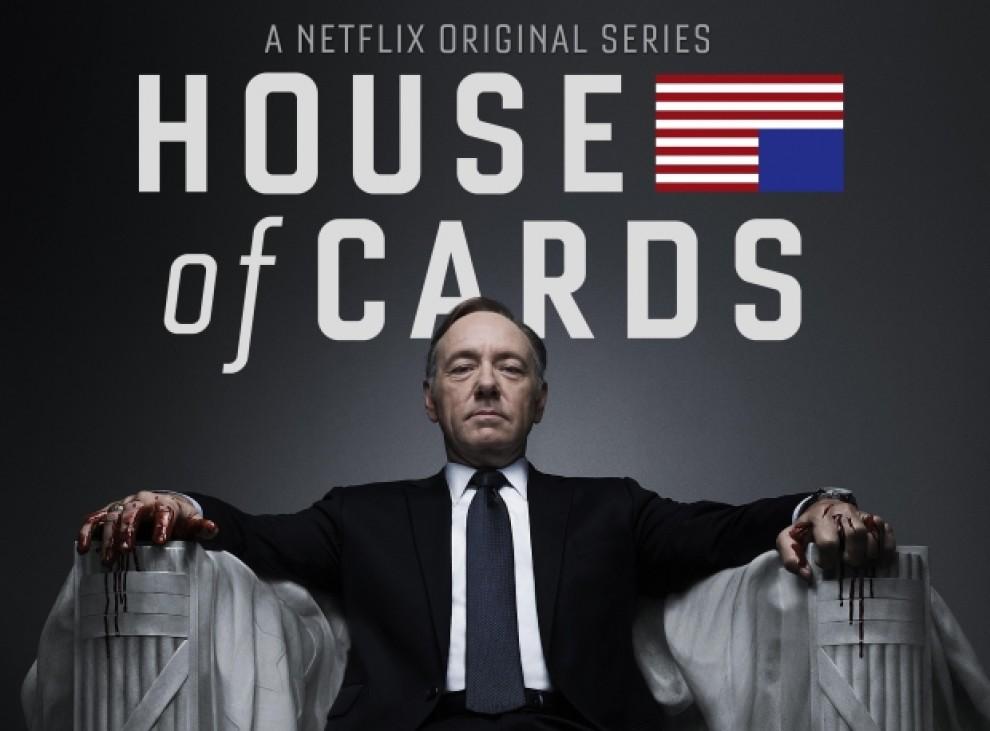 Frank Underwood, protagonista de «House of Cards»