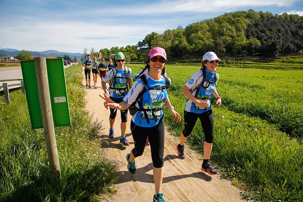 La cursa de 100 km d'enguany sortirà d'Olot i la nova de 50 km de Celrà.