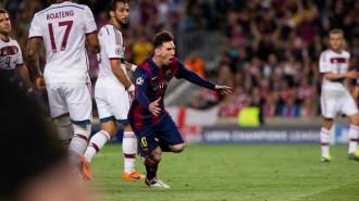 El millor jugador del planeta deixa la final de Berlín a tocar (3-0)