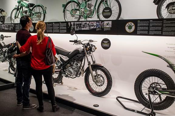 Exposició «Catalunya Moto»