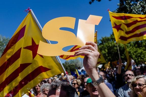 Campanya electoral a Barcelona