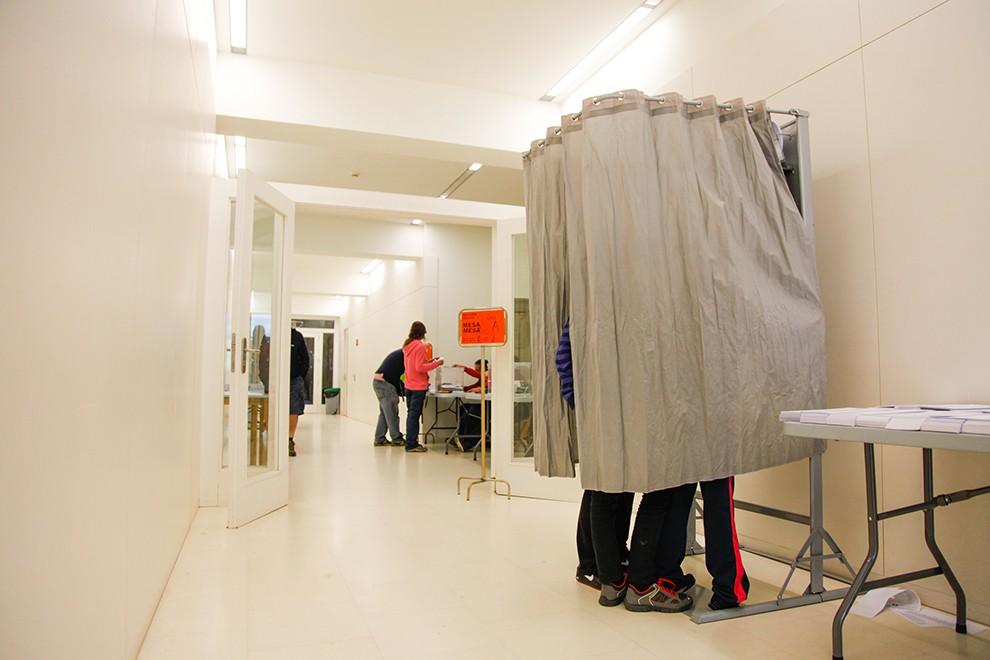 L'atzar del naixement determina el dret a vot