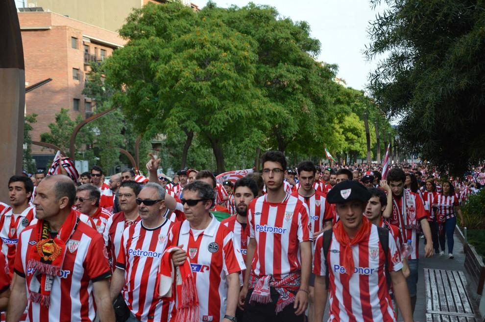 Aficionats del Athletic de Bilbao