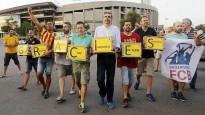 Vés a: Seguiment FCB aconsegueix més de 2.700 signatures