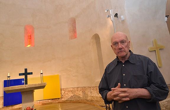 Santa Cecília de Montserrat reneix amb l'art de Sean Scully