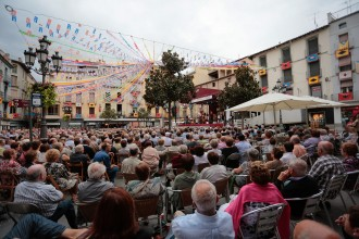 Les Festes del Tura portaran 150 activitats gratuïtes al centre d'Olot