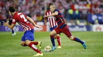 Messi revoluciona el partit sortint des de la banqueta i fent el gol de la victòria (1-2)