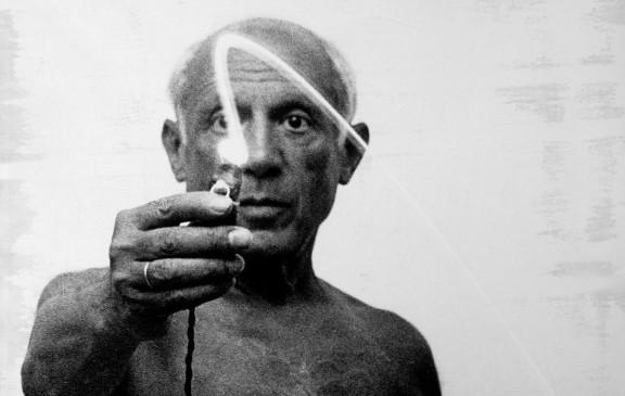 Picasso, jove tota la vida