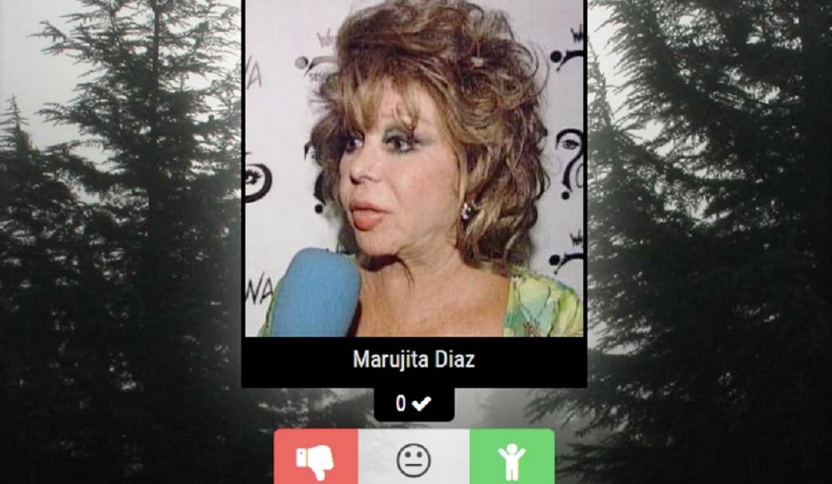 Captura de pantalla de la web ¿Muerto o no muerto?