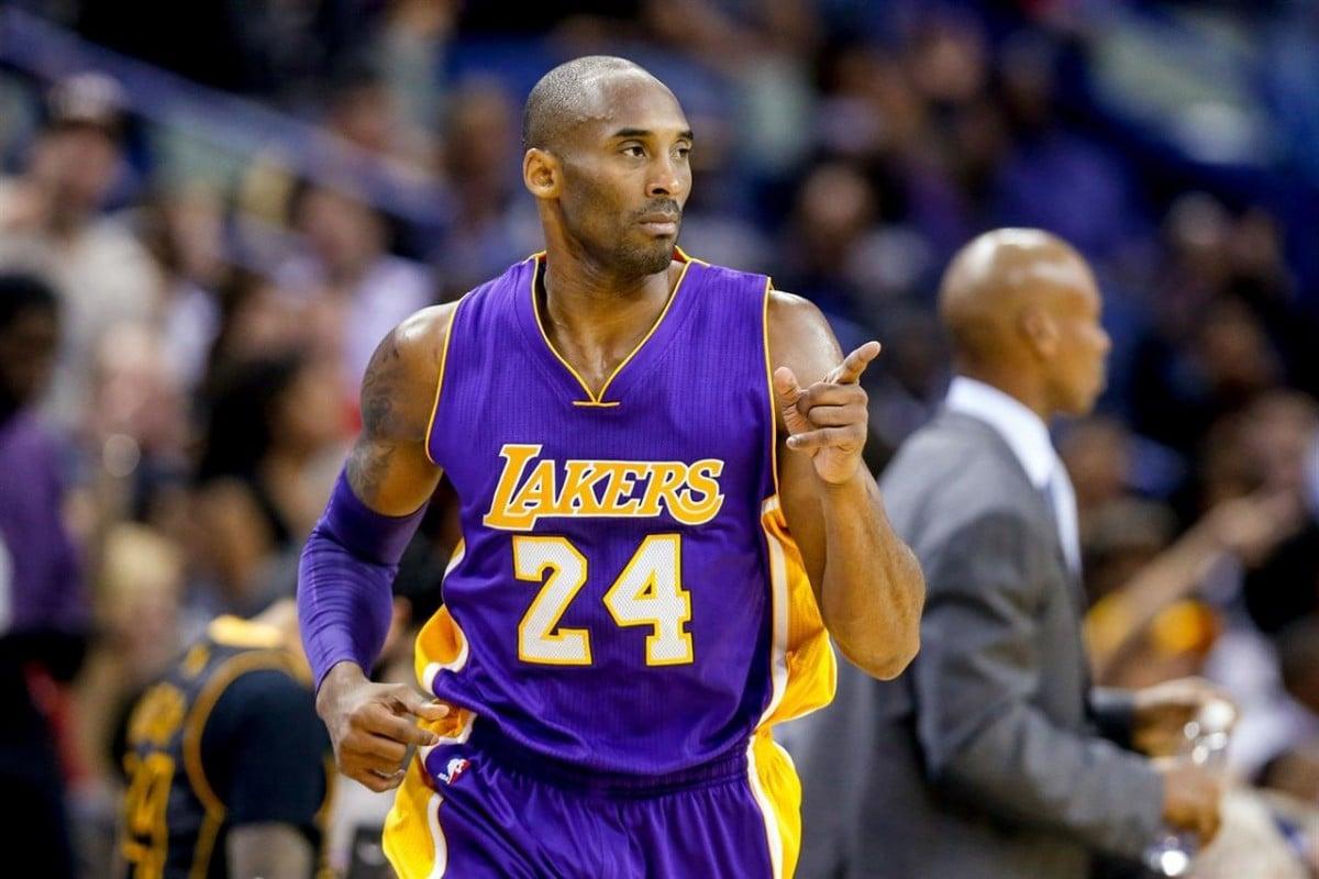 Kobe Bryant, jugador dels Lakers en una imatge d'arxiu