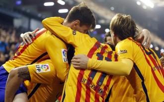Un sensacional Barça s'endú poc premi del seu desplaçament a València (1-1)
