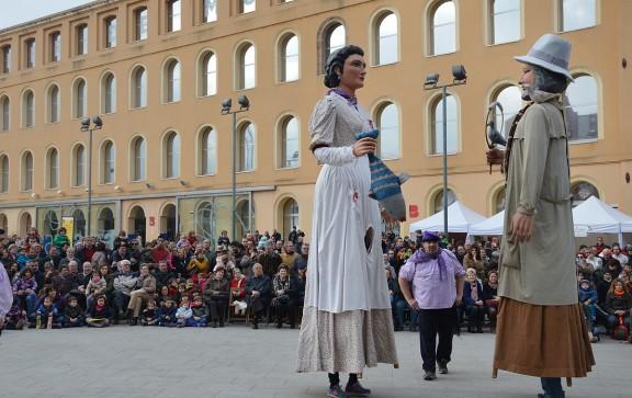Unes 13.000 persones participen a la mostra «Som Cultura Popular»
