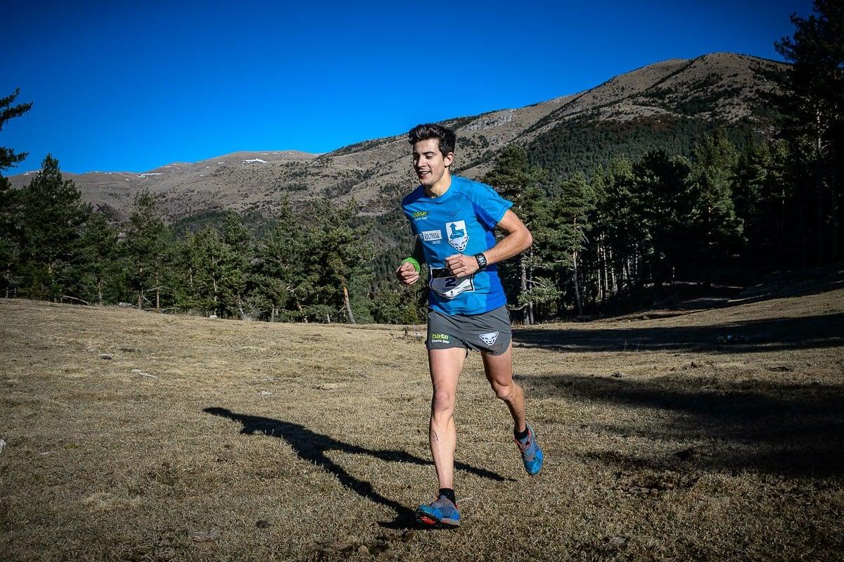 Eric Moya ha guanyat la marató amb un temps de 4:26:43