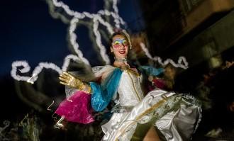 Galeria de fotos del Carnaval d'Olot 2016 (Adrià Costa)