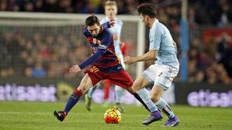 El Barça meravella amb un recital contra el Celta (6-1)