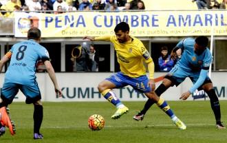 El Barça pateix però tampoc falla en el seu retorn a Las Palmas (1-2)