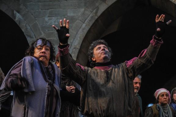 La Fira de l'Aixada de Manresa celebra els 20 anys ampliant espais i renovant espectacles