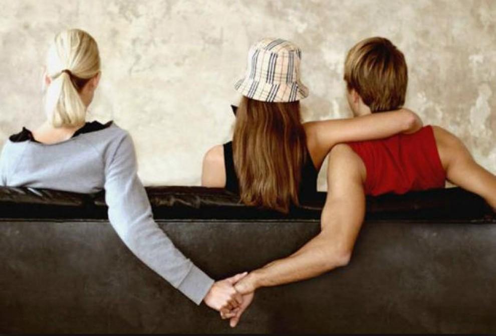 La complicada relació entre parelles