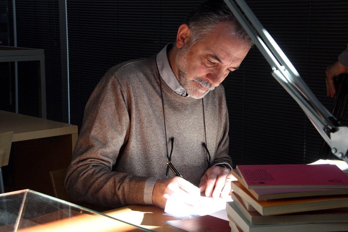 L'arxiver comarcal del Berguedà, Xavier Pedrals