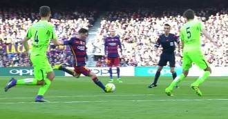 Un Barça imparable apallissa el Getafe (6-0) i encarrila la Lliga