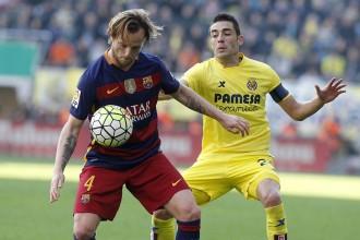 El Barça deixa escapar a Vila-real dos punts que tenia guanyats (2-2)
