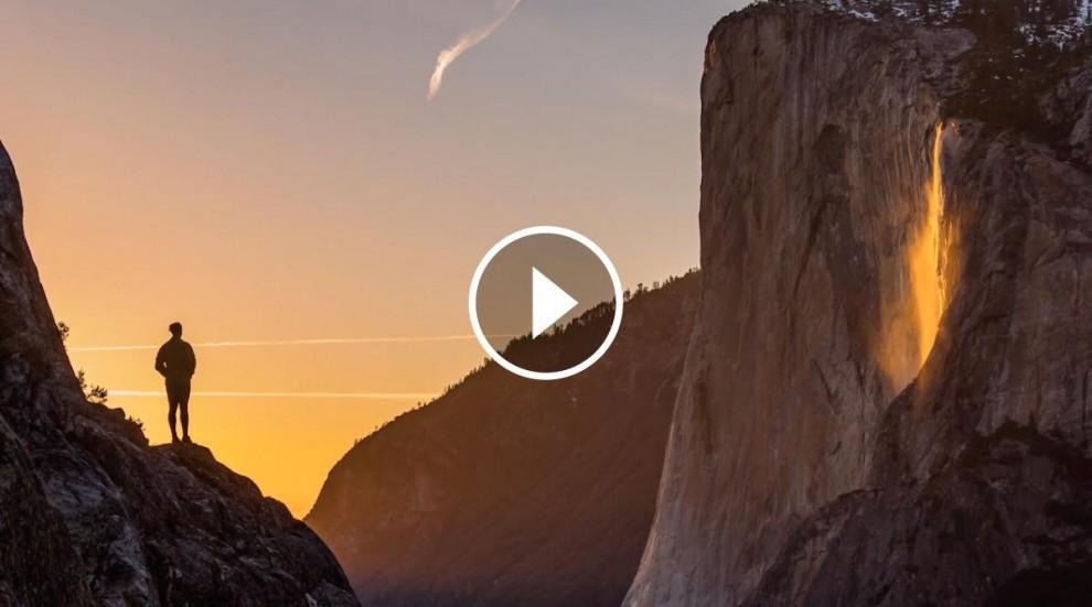Time-lapse a Yosemite