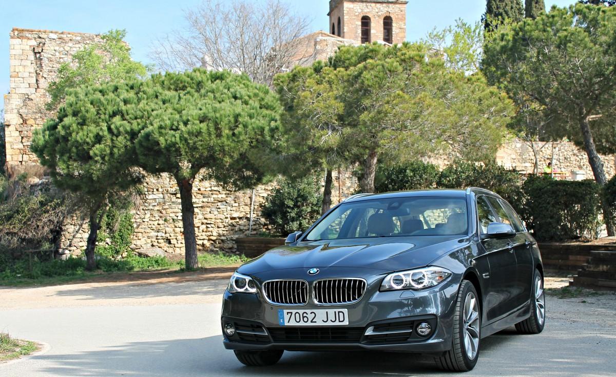 BMW 518d Touring