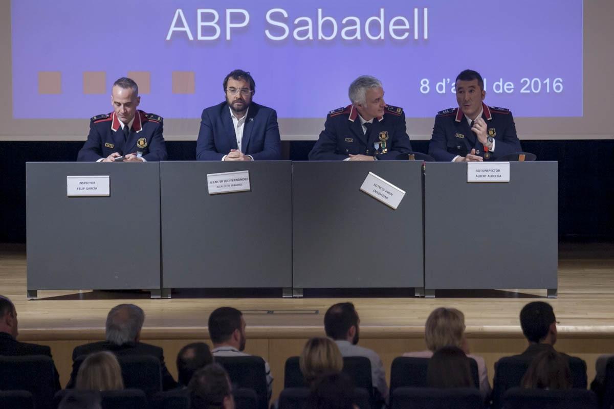 Acte de les Esquadres 2016 a Sabadell