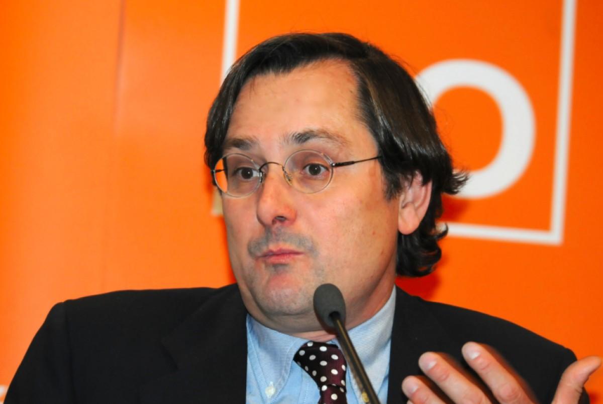 Francisco Marhuenda, director de «La Razón»